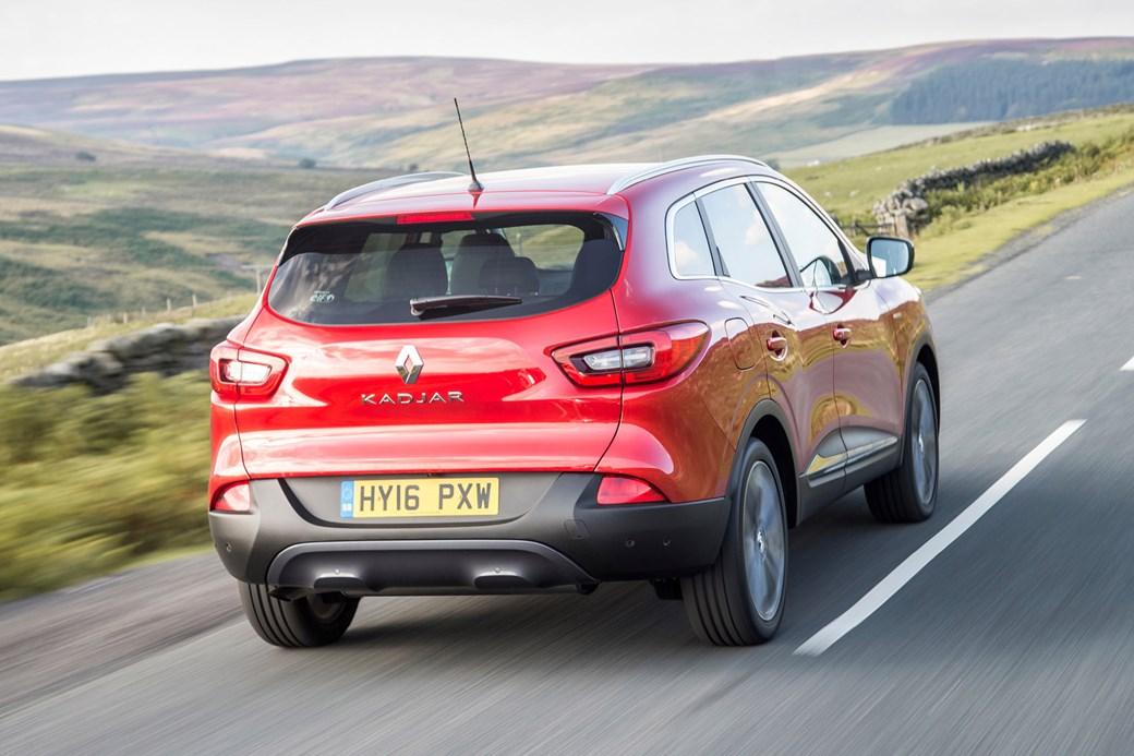 New Range Topping Renault Kadjar Signature S Nav Introduced Car