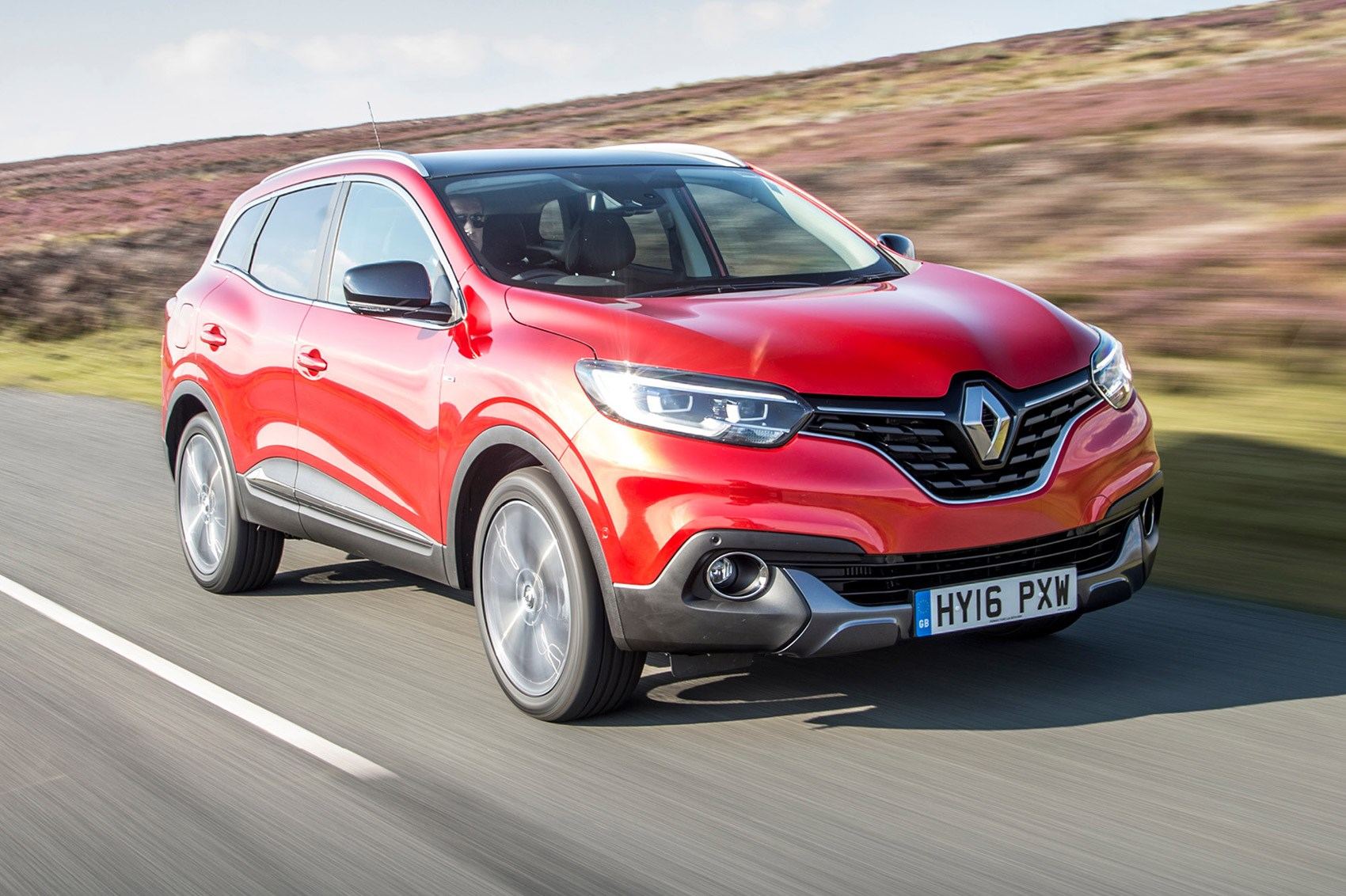 new range topping renault kadjar signature s nav introduced car magazine. Black Bedroom Furniture Sets. Home Design Ideas