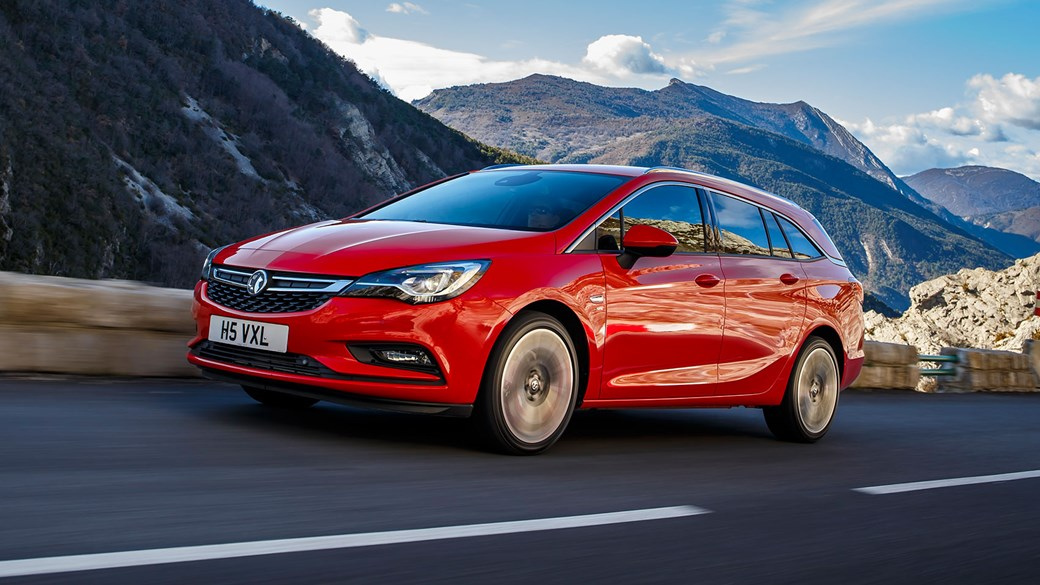 Good The Vauxhall Astra Sports Tourer: On Test