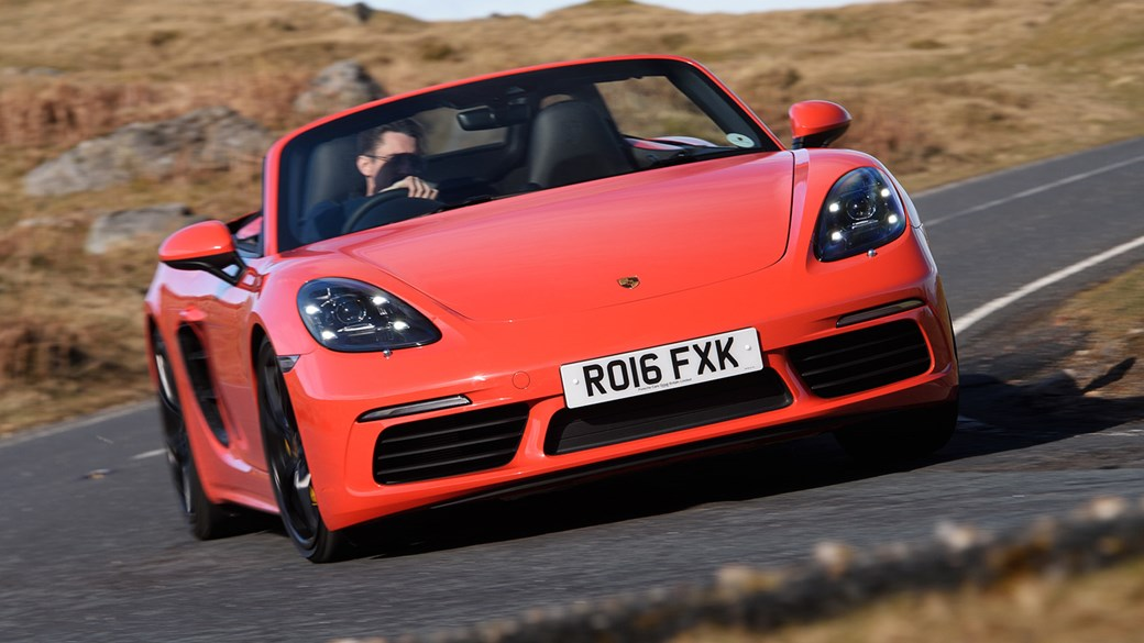 porsche 718 boxster s (2016) review | car magazine