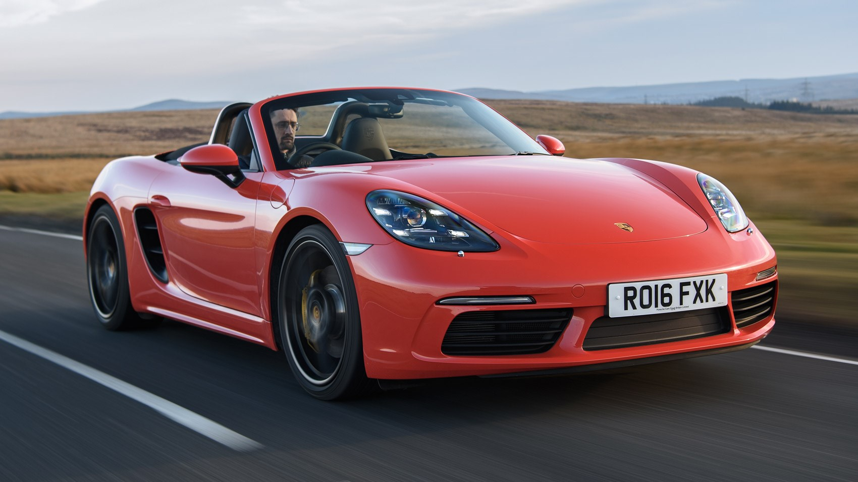 porsche 718 boxster s 2016 review car magazine. Black Bedroom Furniture Sets. Home Design Ideas