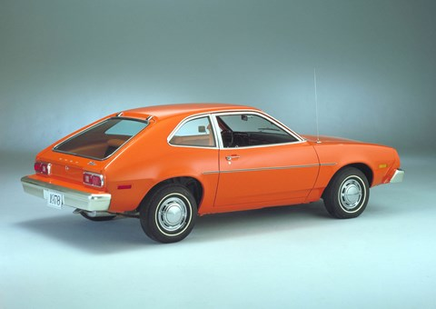 Flame red for a reason: the Ford Pinto