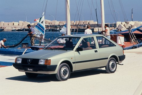 Alfa Romeo Arna: not your average Italian beauty