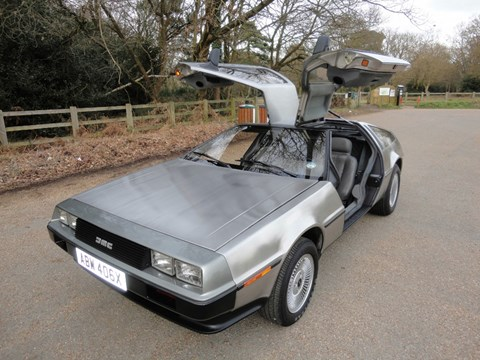 The Delorean DMC-12: from Back to the Future to nowhere, in no time at all