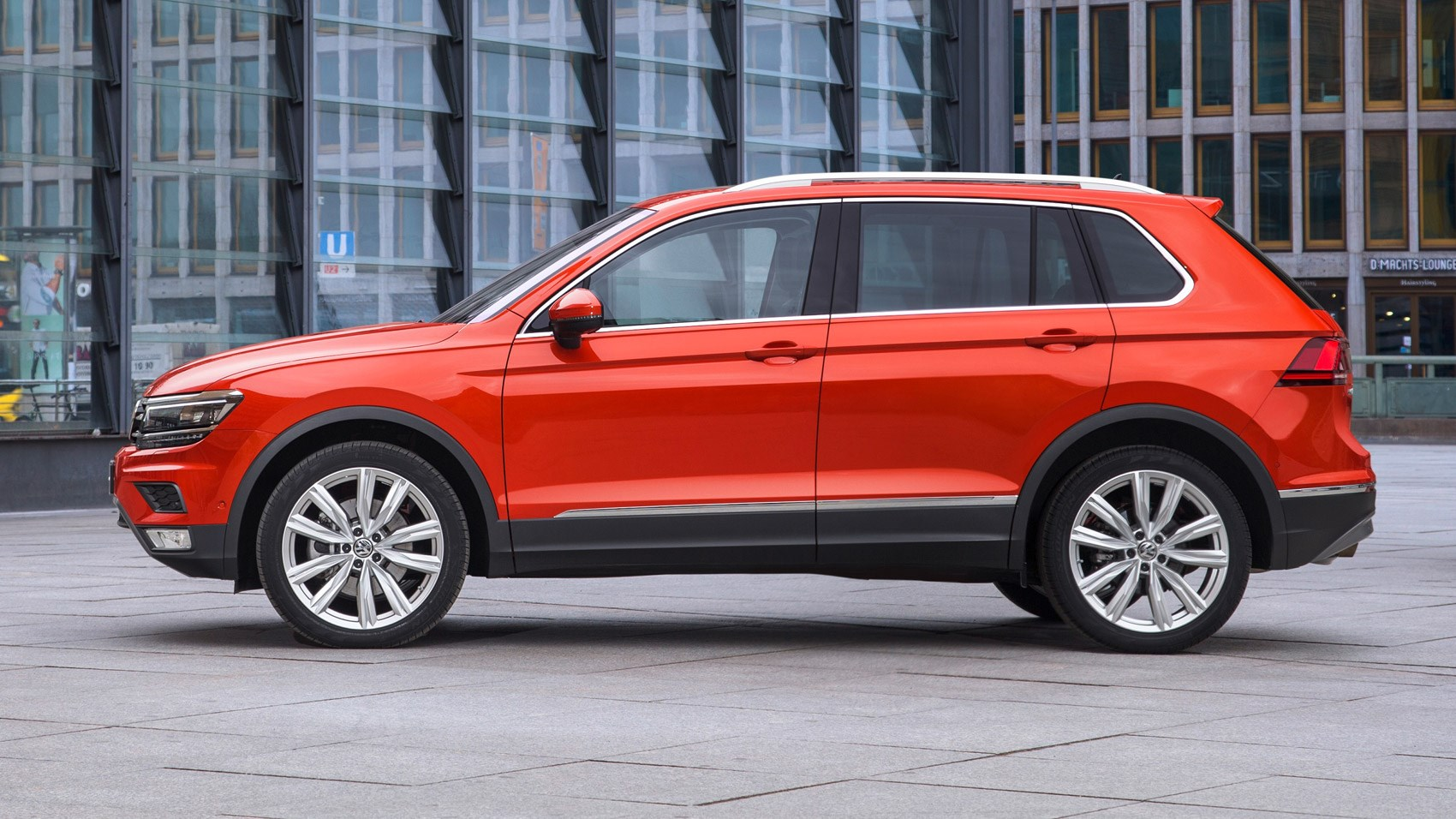Vw Lease Deals >> VW Tiguan 2.0 TSI 180 Outdoor (2016) review | CAR Magazine