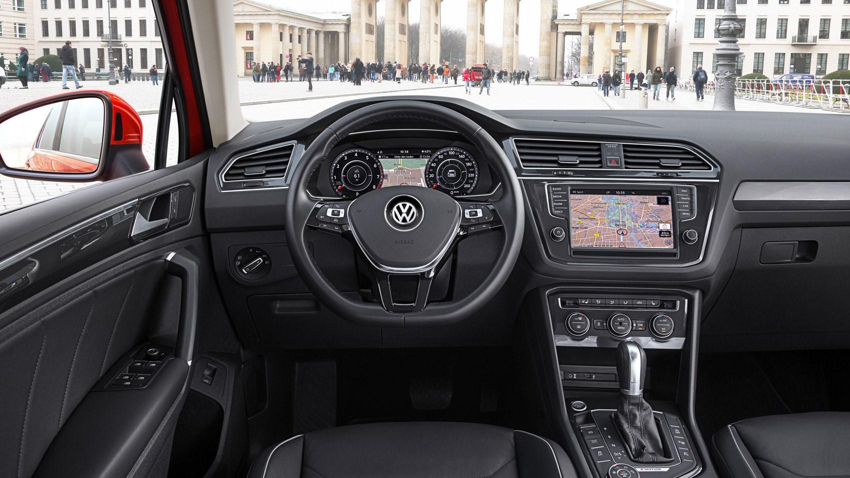 VW Tiguan 2.0 TSI 180 Outdoor (2016) review | CAR Magazine