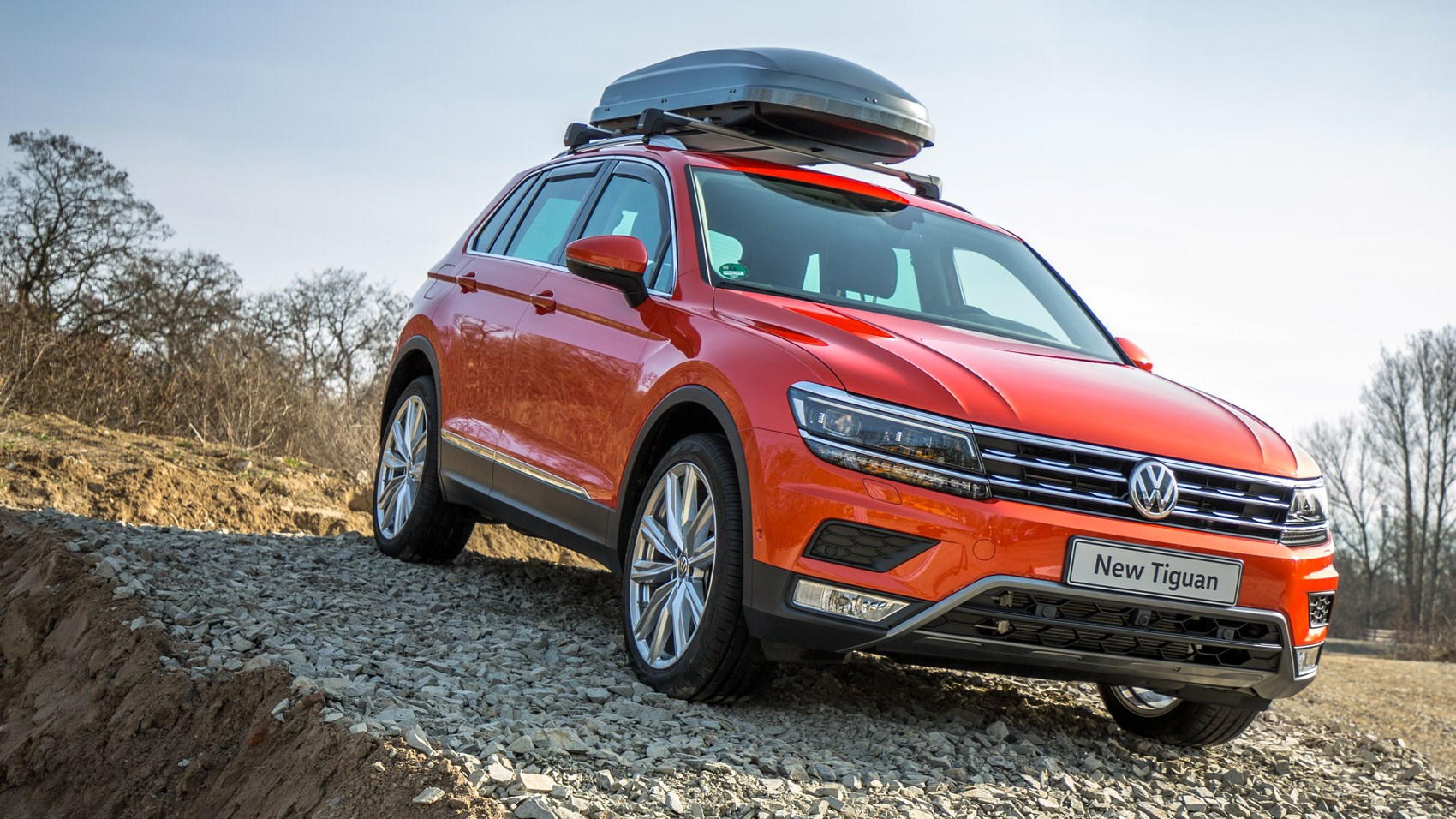 VW Tiguan 2.0 TSI 180 Outdoor (2016) review | CAR Magazine