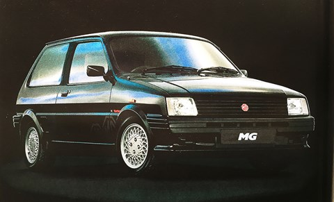 MG Metro Turbo