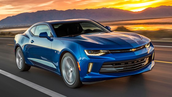 new chevrolet camaro on sale in the uk for £32,500 | car magazine