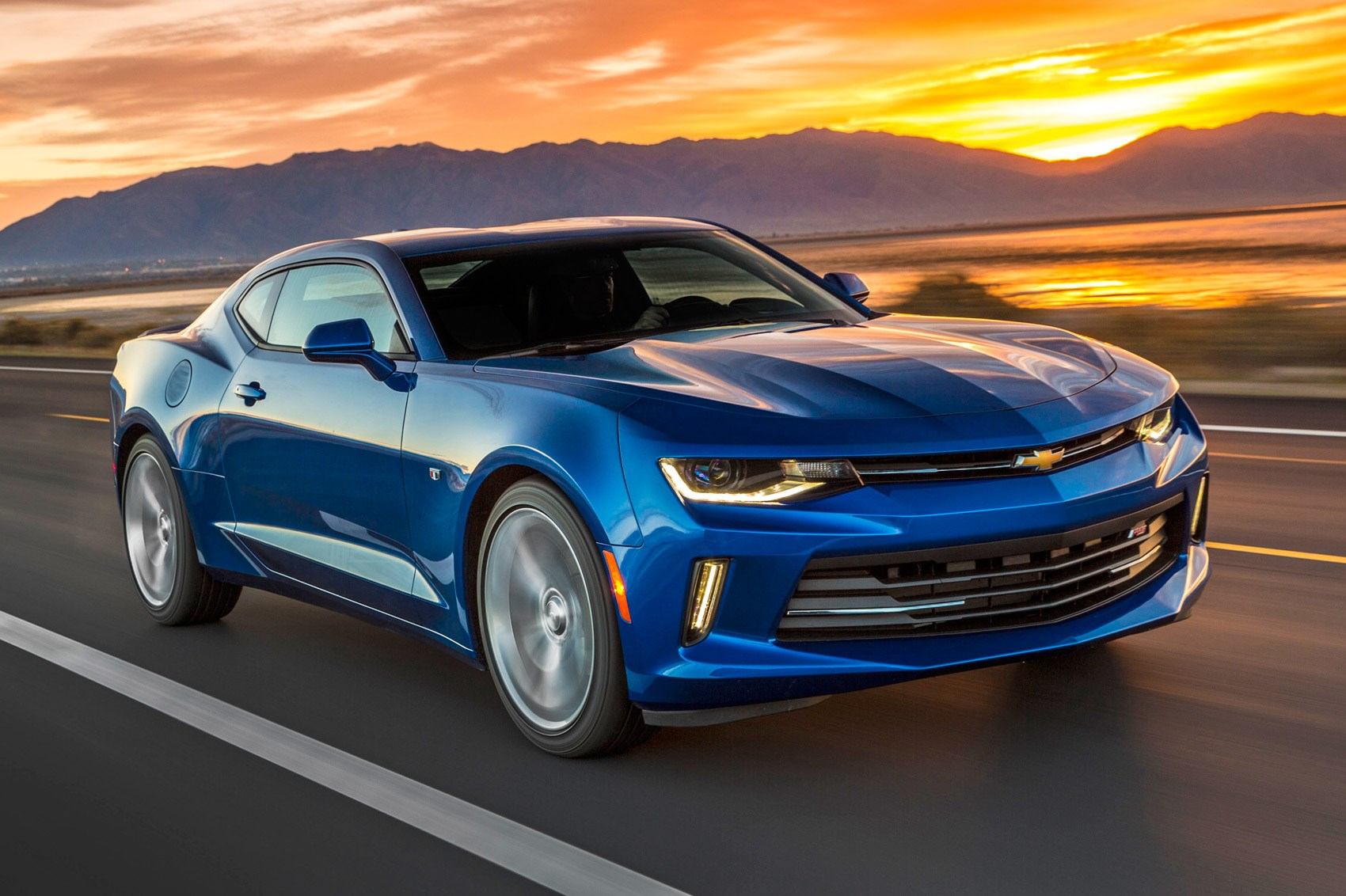 New Chevrolet Camaro On Sale In The Uk For 32 500 Car Magazine