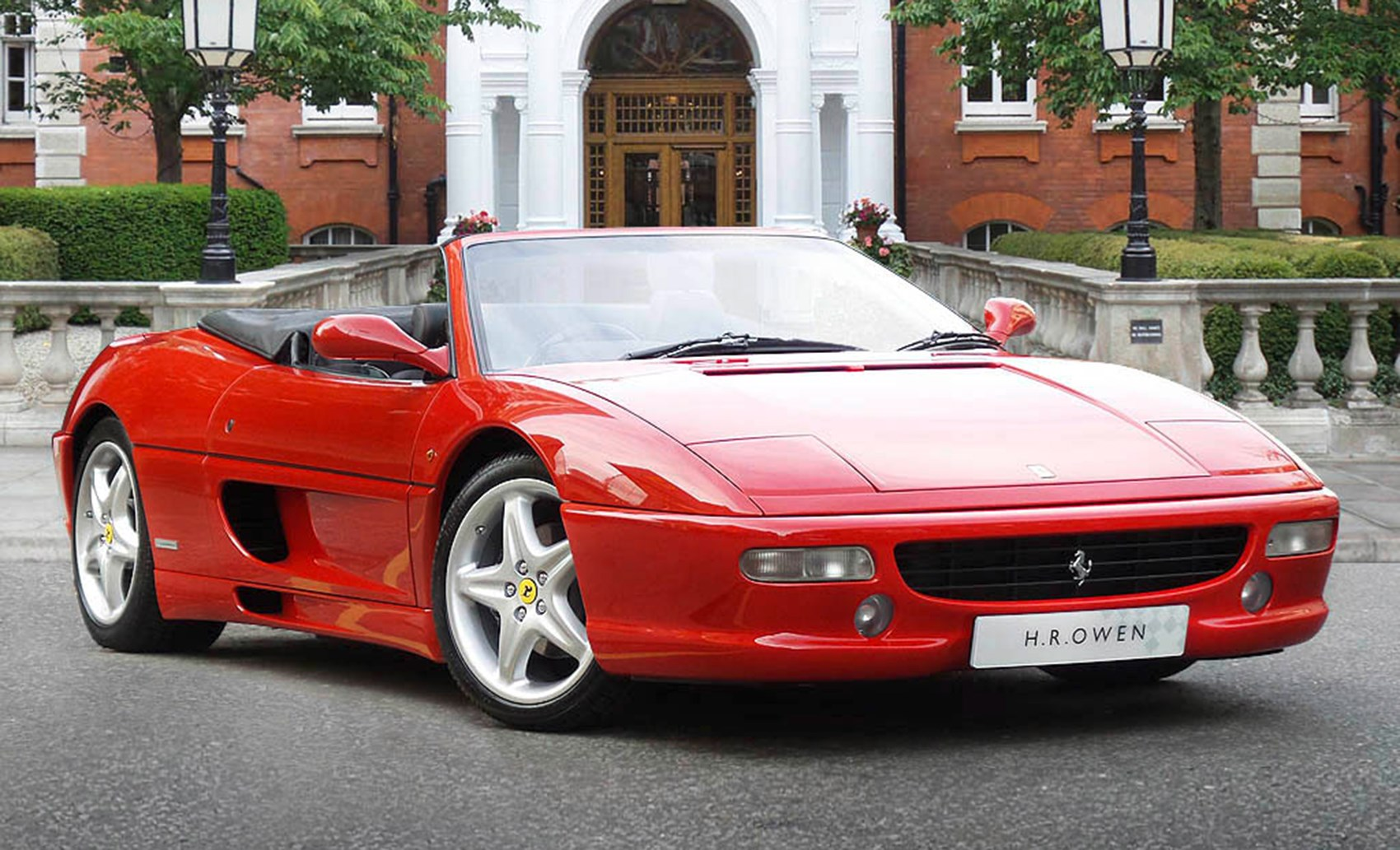 my personal icon ferrari f355 spider car may 2016 by car magazine