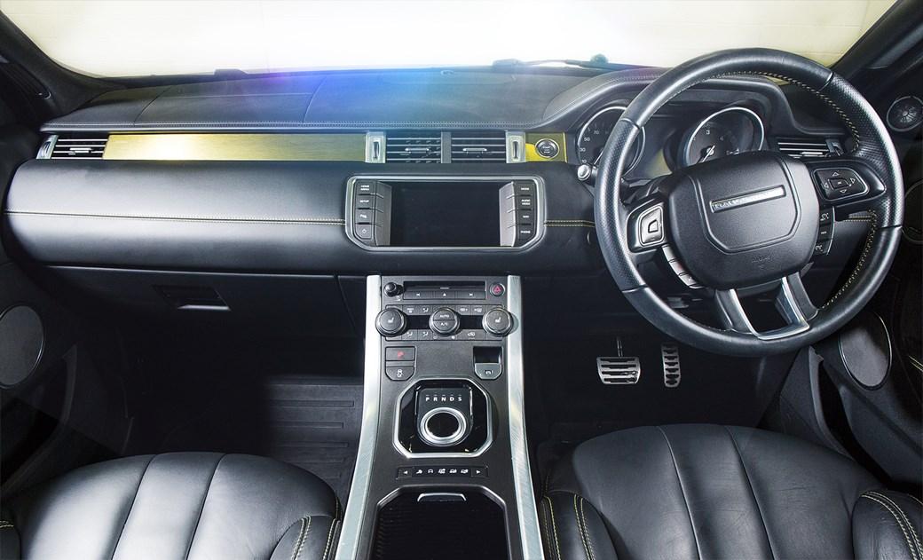 Icon Buyer New Mini Countryman Vs Used Range Rover Evoque Car