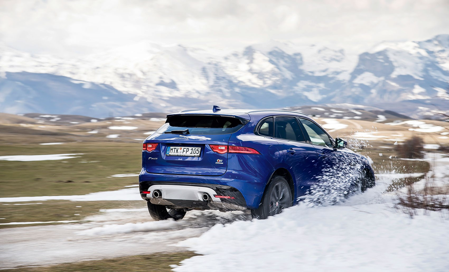 King Of The Hill Jaguar F Pace Vs Montenegro By Car Magazine