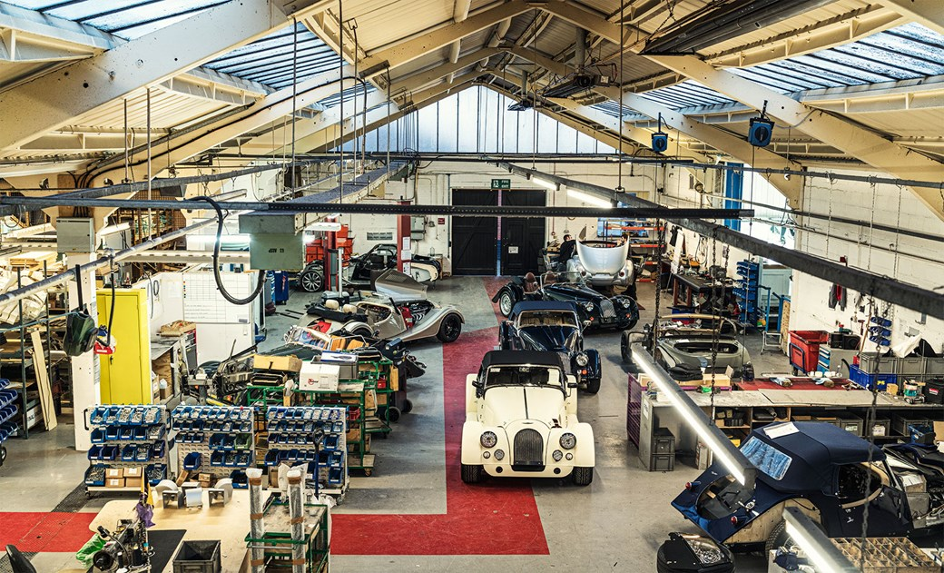 Inside Morgan: the latest from the manufacturer that time forgot ...