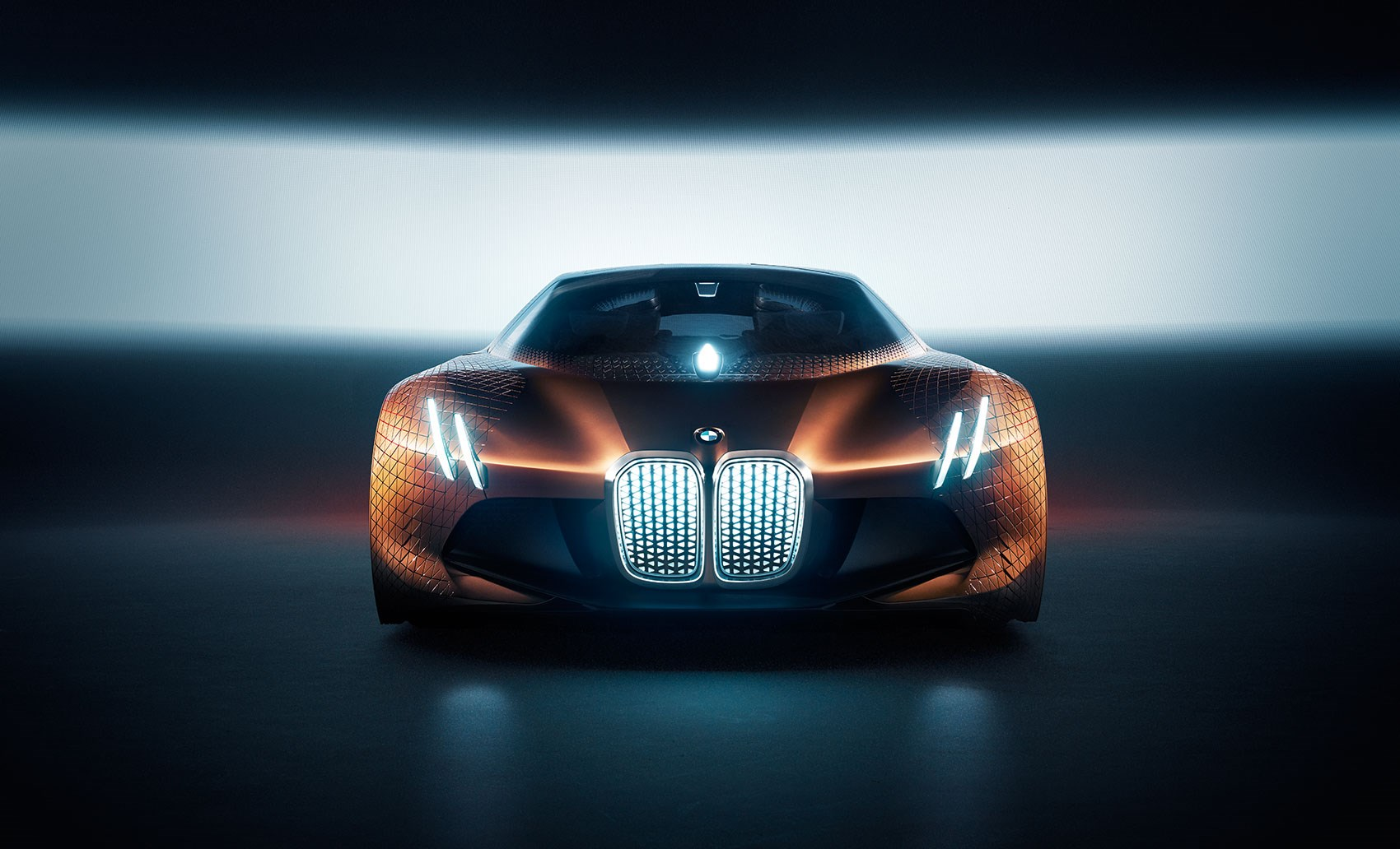 Car Of The Year 2046 Bmw Vision Next 100 Explored Car