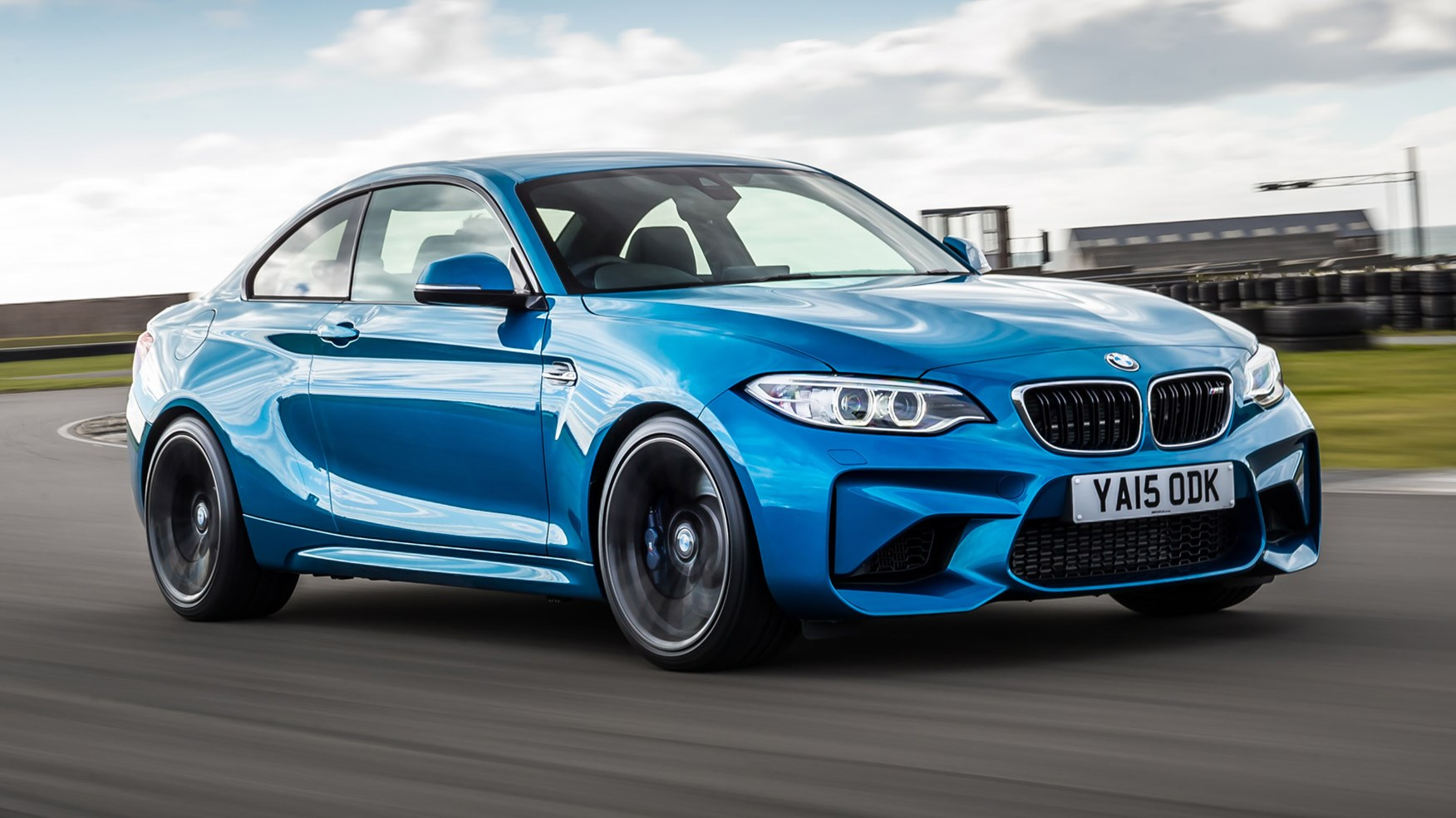 Bmw M2 2016 Review By Car Magazine