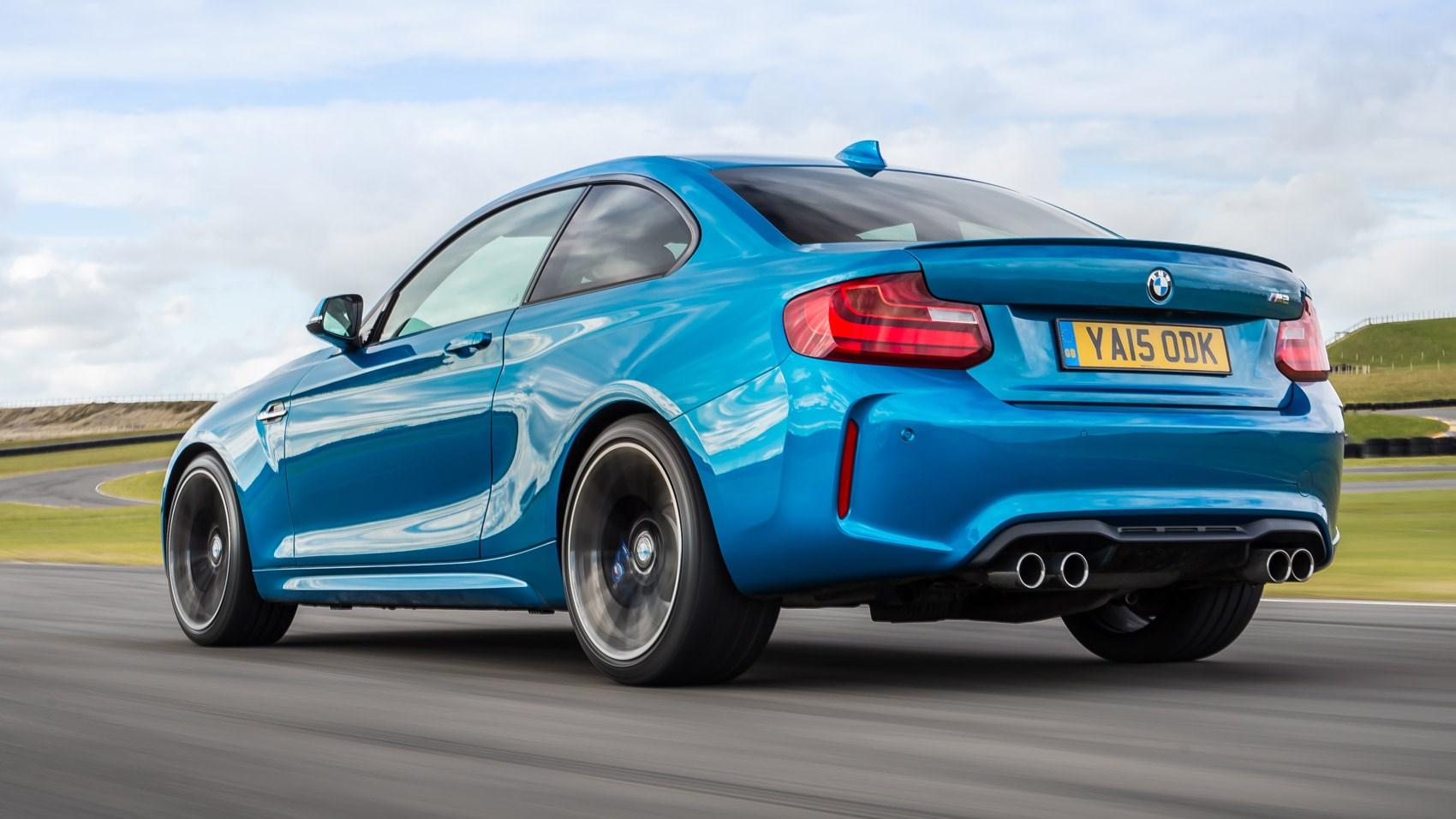 Bmw M2 Series >> BMW M2 (2016) review   CAR Magazine