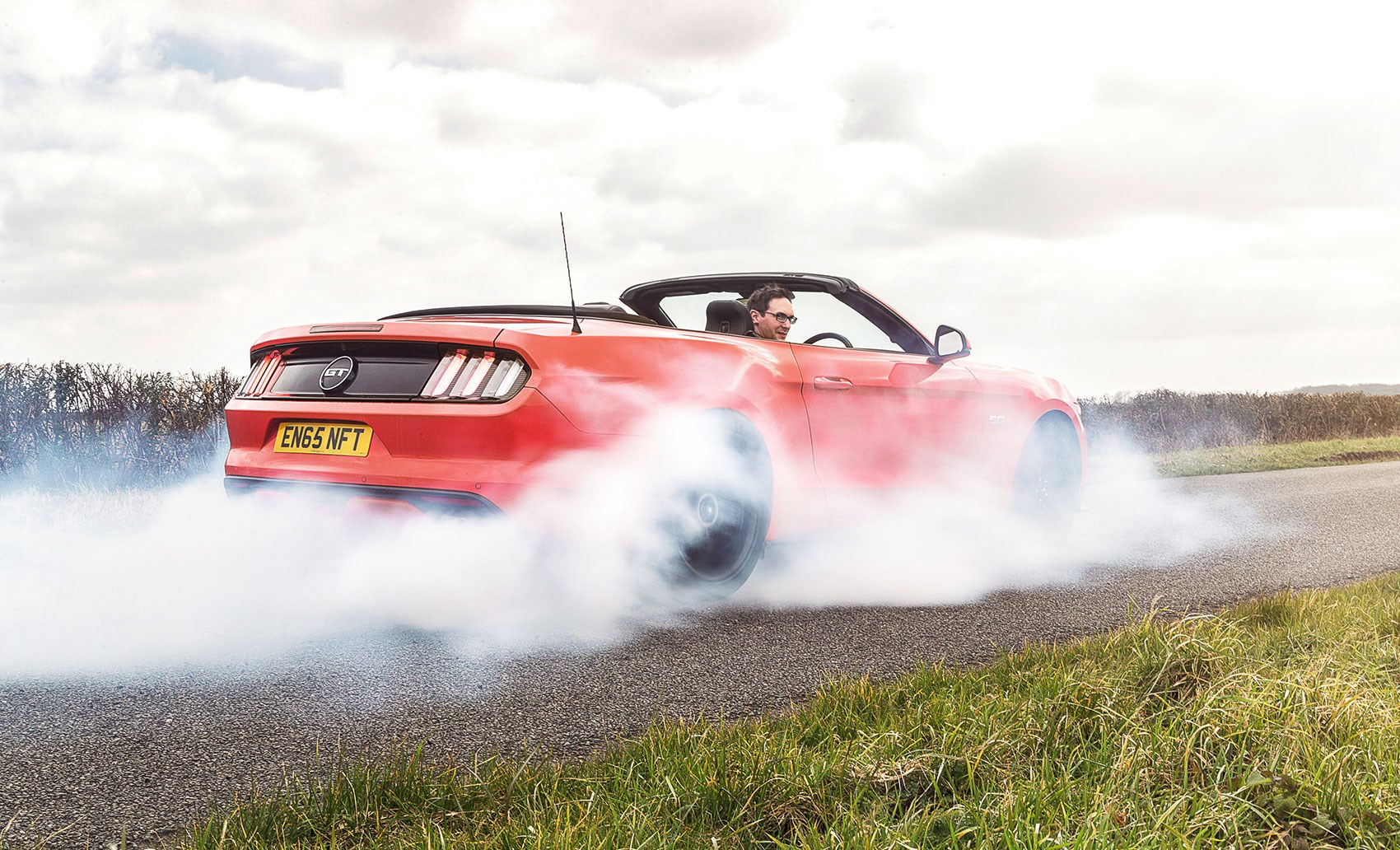 Does It Work The Ford Mustang S Line Lock Car Magazine
