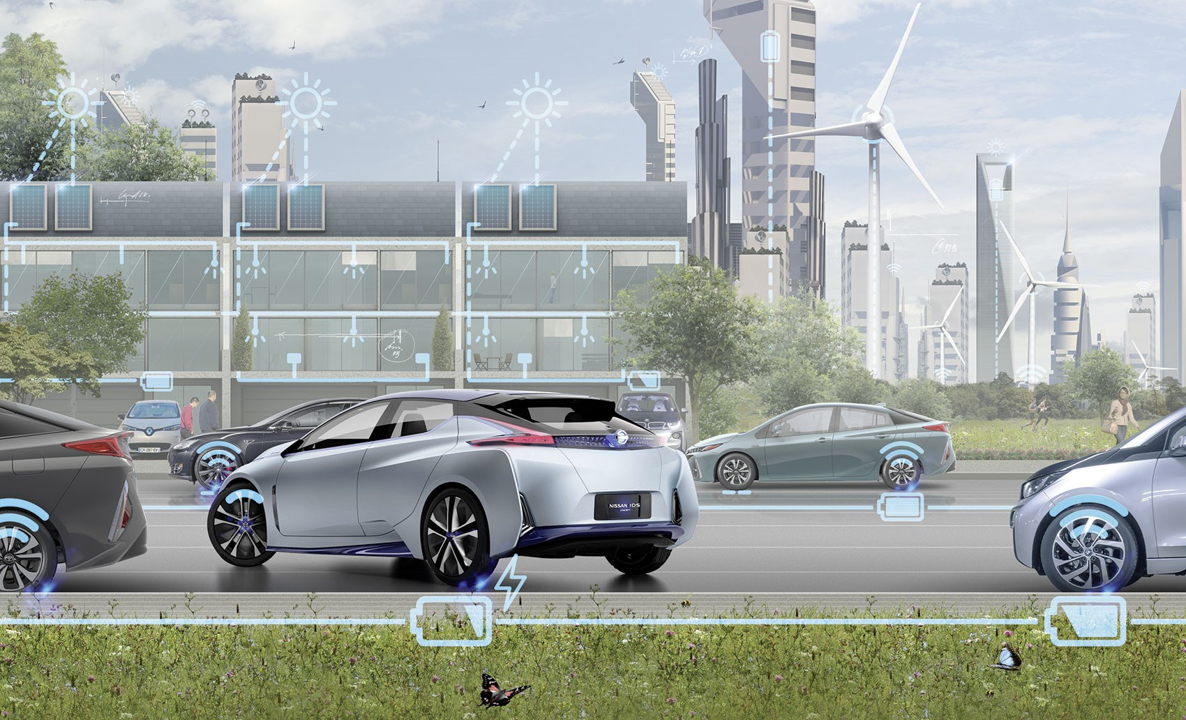 Tech Focus The Future Of Electric Car Charging By Car Magazine