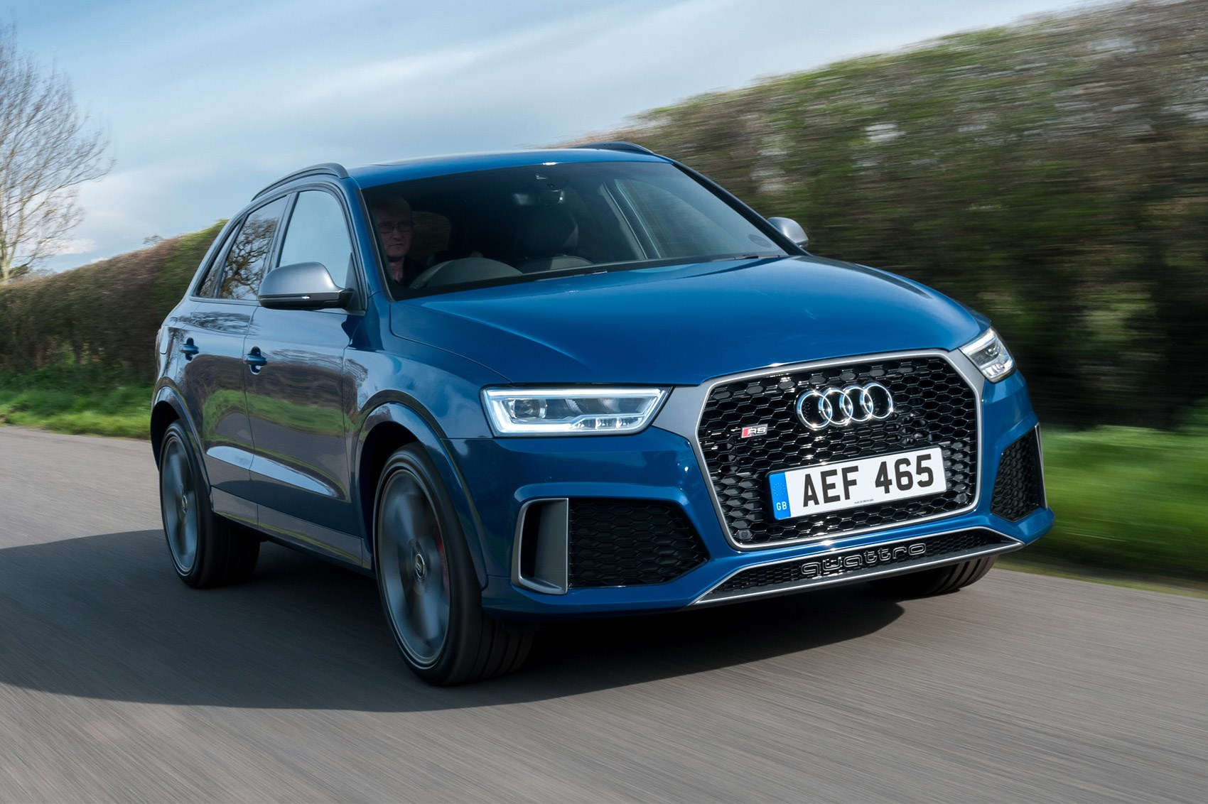 Audi Rs Q3 Performance 2016 Review