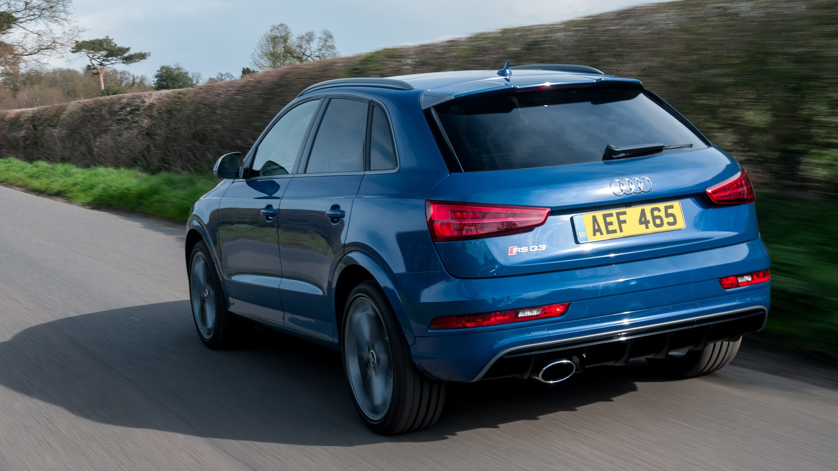 Audi Rs Q3 Performance 2016 Review Car Magazine