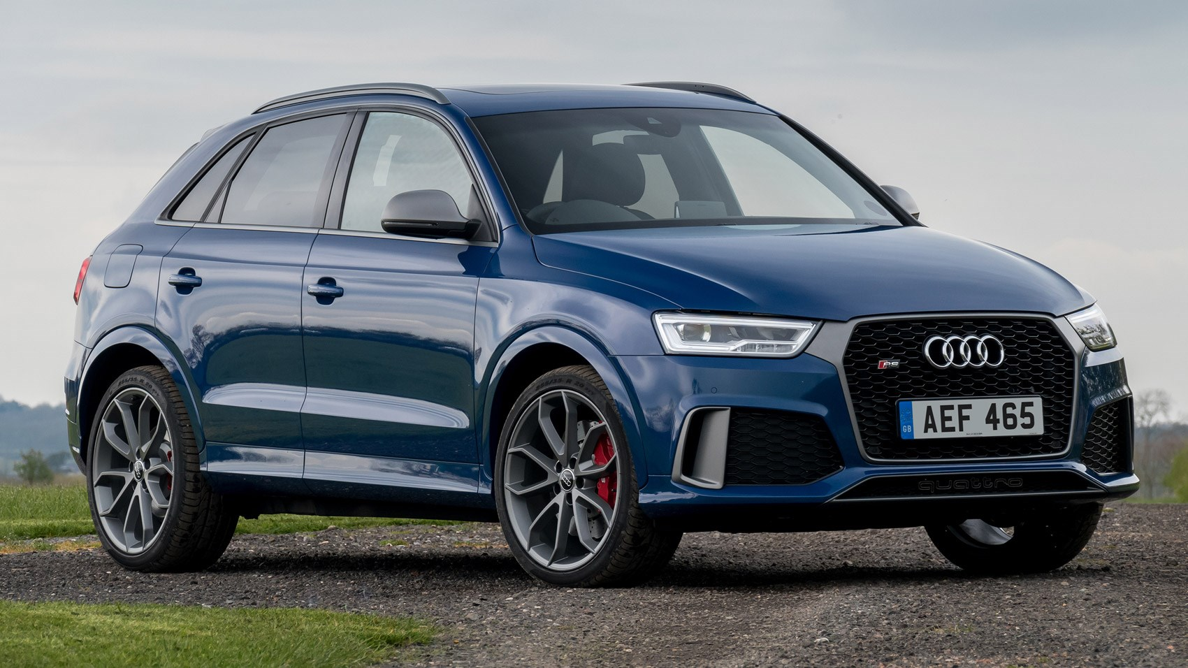 audi rs q3 performance 2016 review by car magazine. Black Bedroom Furniture Sets. Home Design Ideas