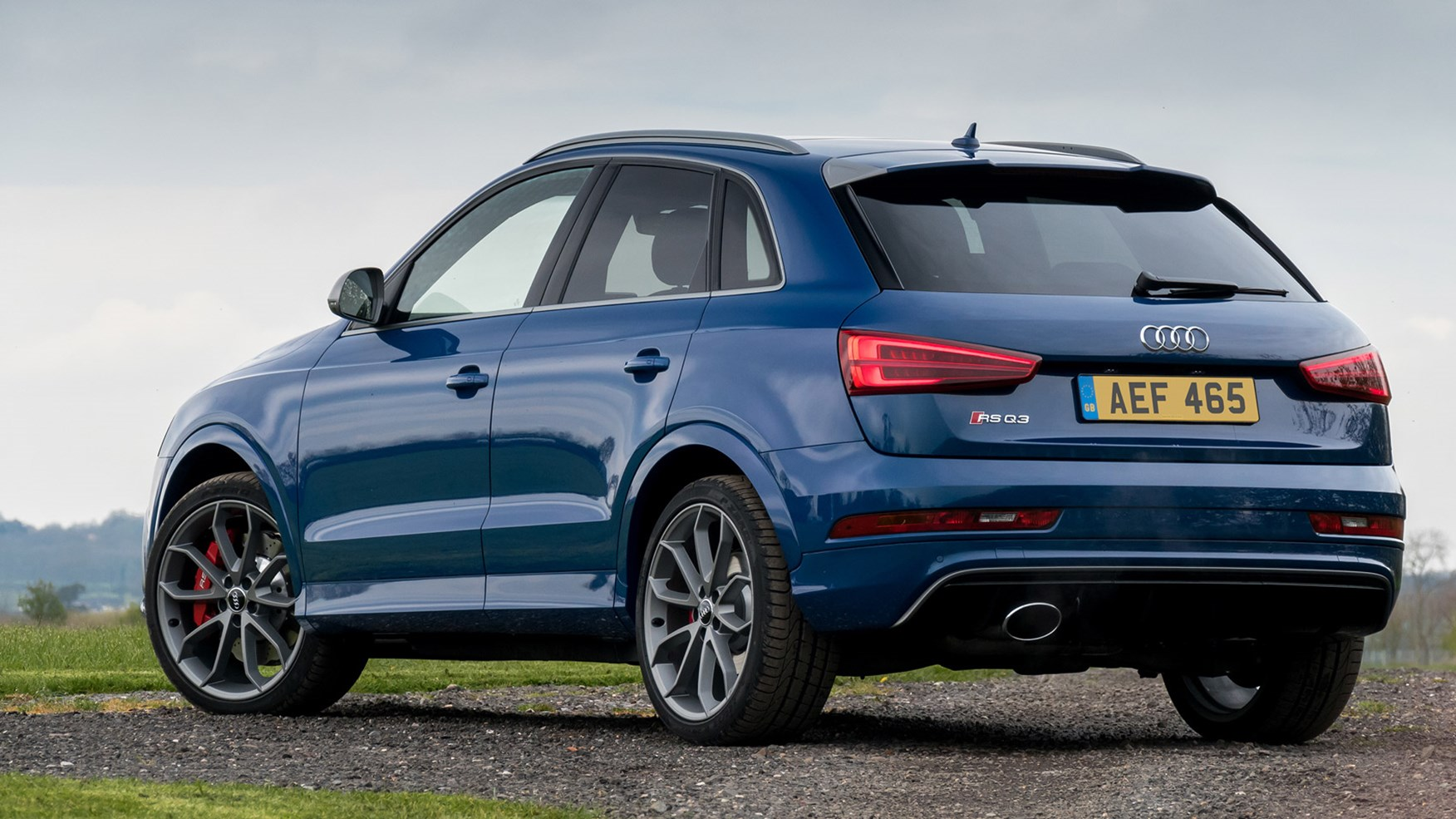 Audi Q3 Lease >> Audi RS Q3 Performance (2016) review by CAR Magazine