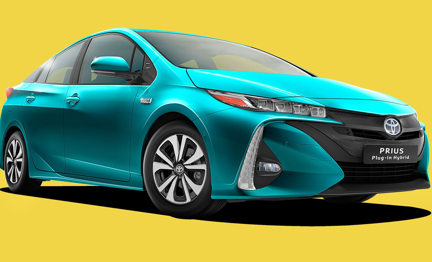 New Car Debrief Toyota Prius Plug In May 2016
