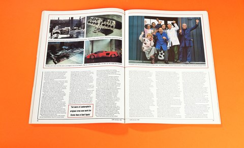 'Far more of Lamborghini's original crew now work for Cizeta than at Sant' Agata'