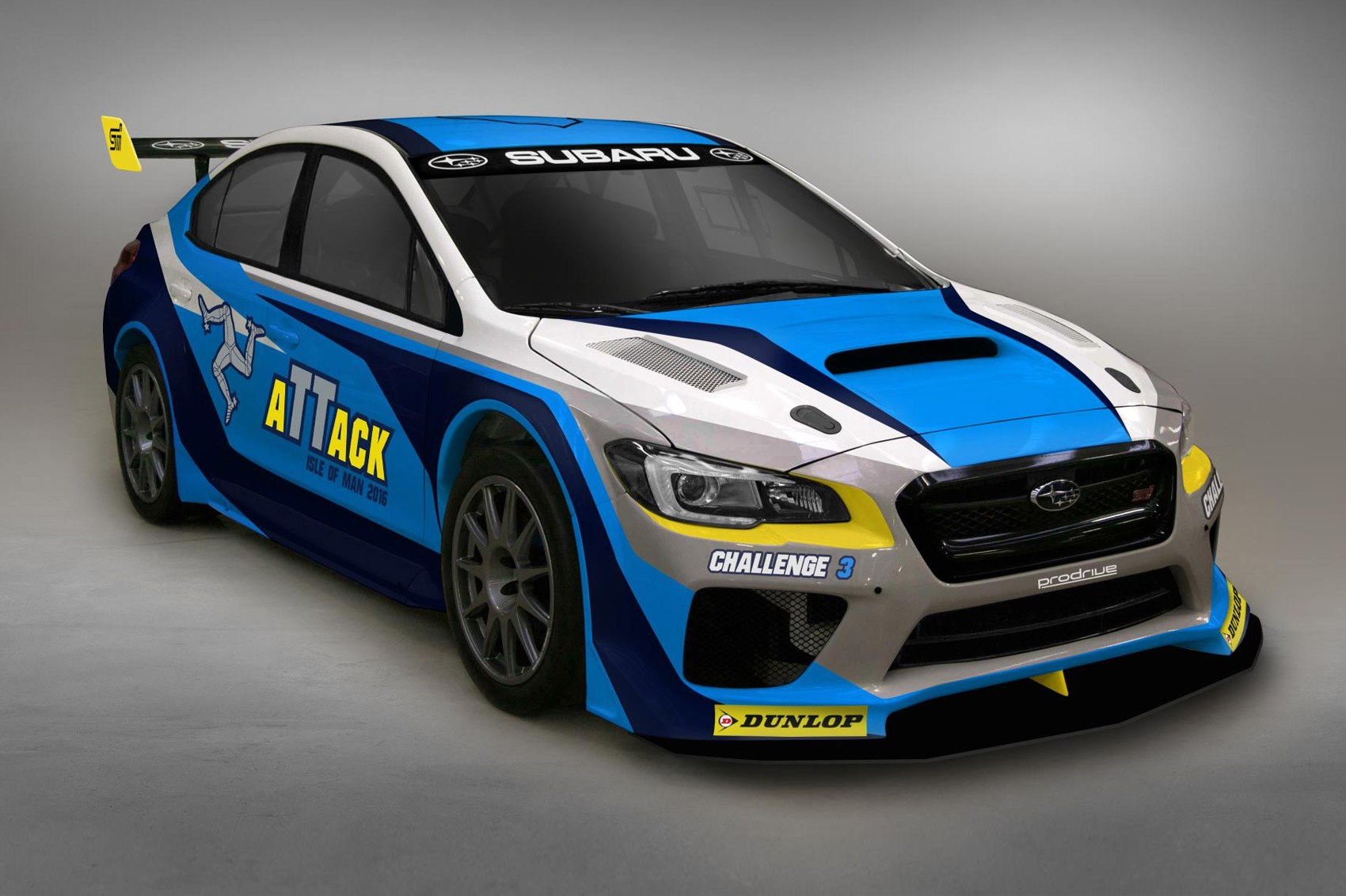 A match made in heaven: Subaru and Prodrive team up for TT record ...