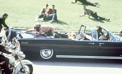 JFK's 1961 Lincoln
