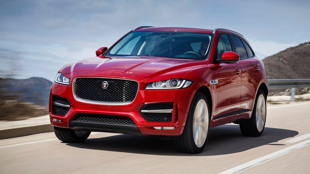 Cars That Start With D >> Jaguar F Pace 2 0d R Sport 2016 Review Car Magazine