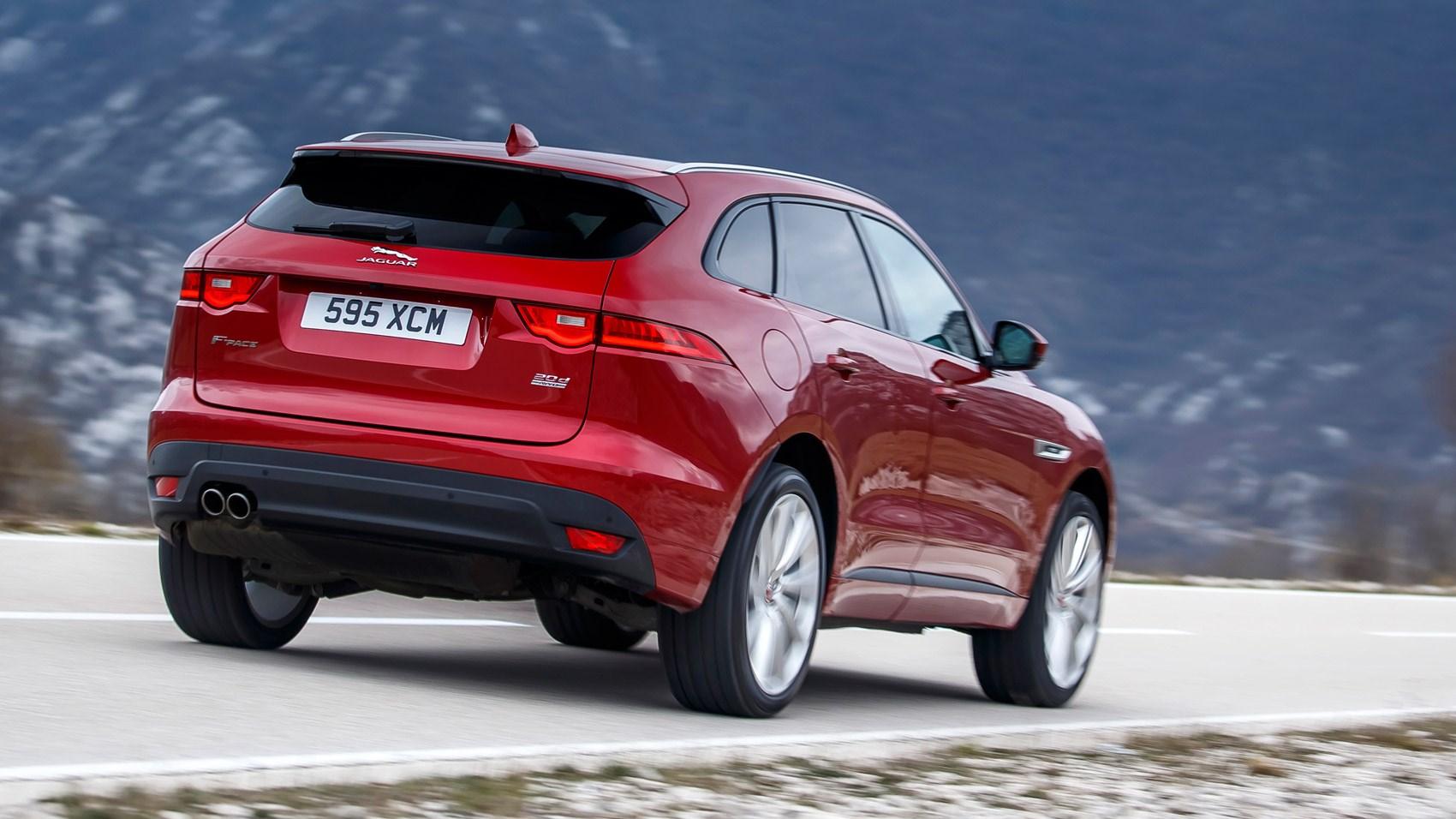 Jaguar F Pace 2 0d R Sport 2016 Review By Car Magazine