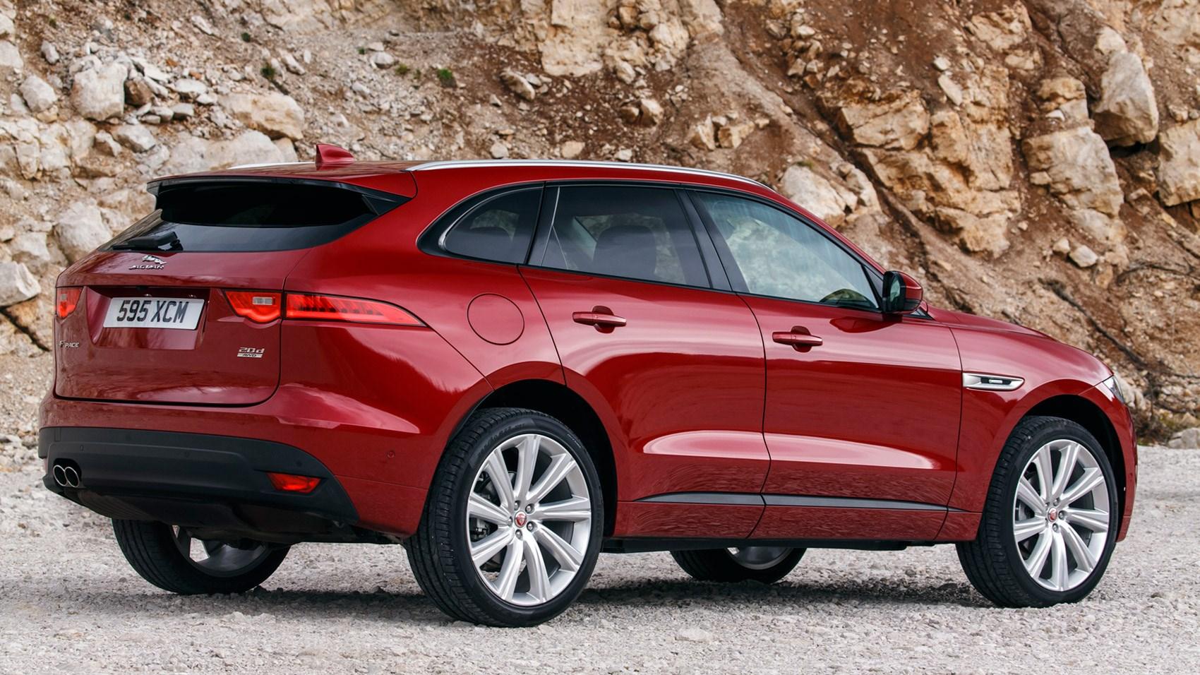jaguar f pace 2 0d r sport 2016 review car magazine. Black Bedroom Furniture Sets. Home Design Ideas