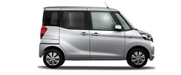 The Mitsubishi eK Space