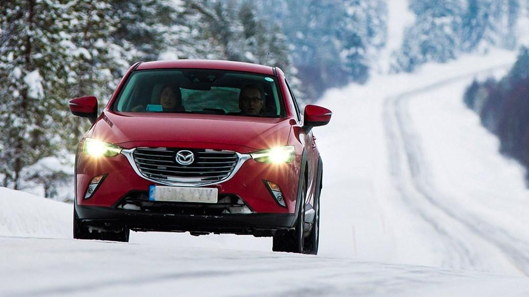 2016 Mazda Cx 3 Ice Drive