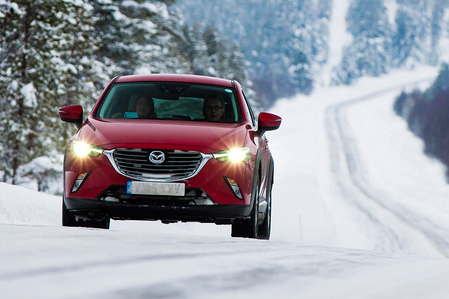 arctic role play all wheel drive mazda cx 3 tested to extremes by car magazine. Black Bedroom Furniture Sets. Home Design Ideas
