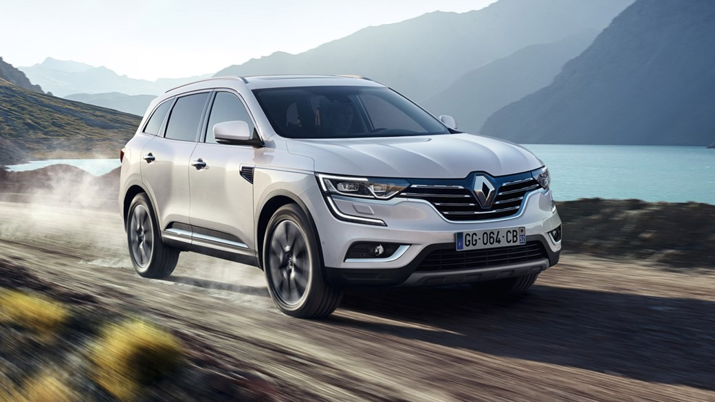 Renault Koleos Car Magazine