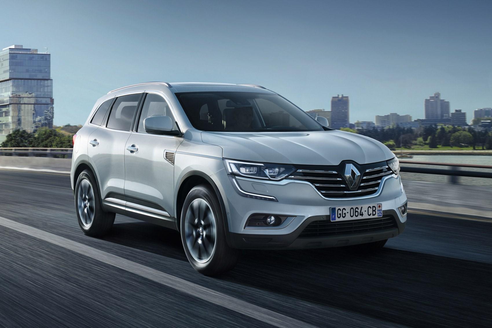 Renault koleos 2017 price