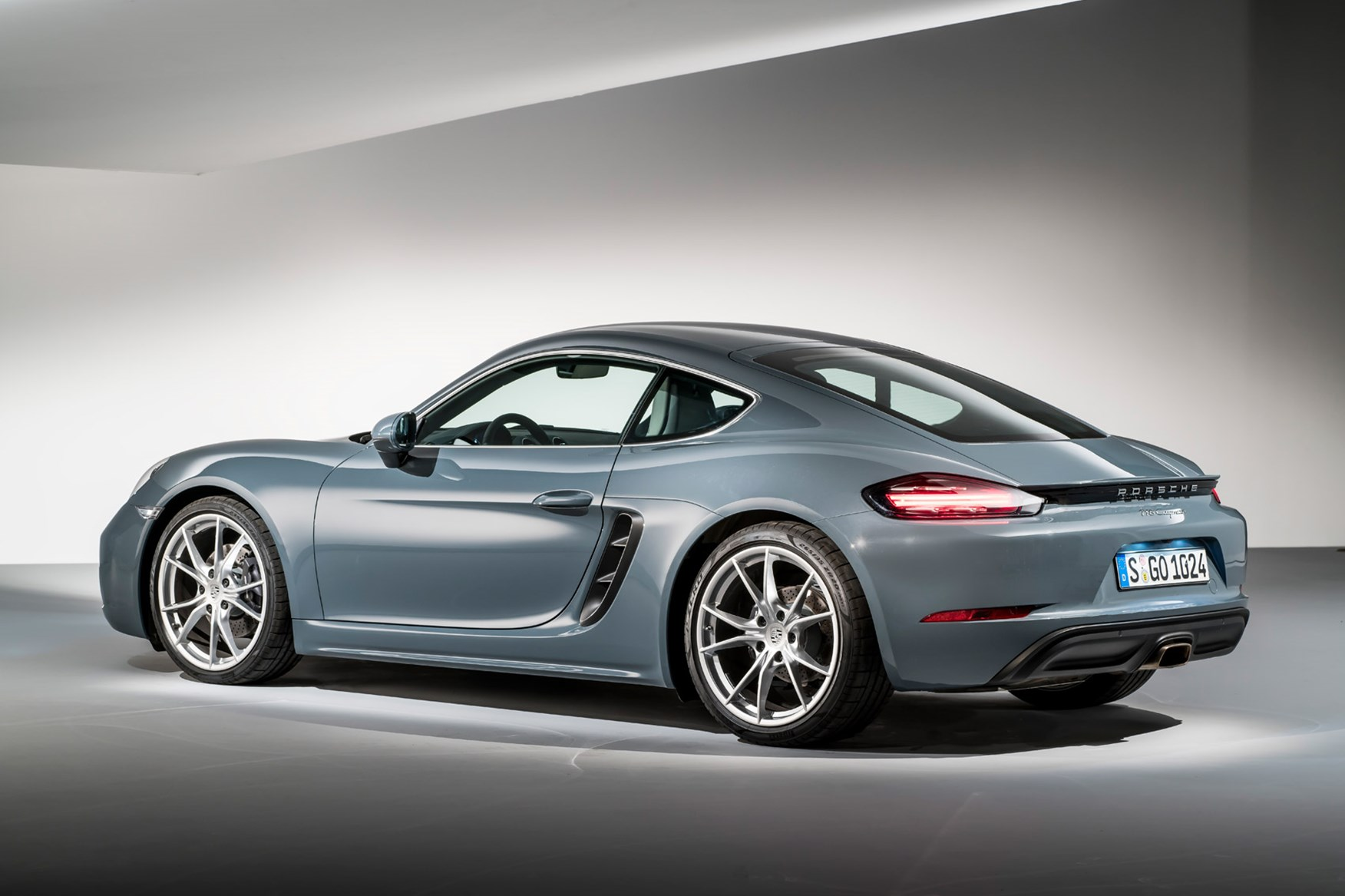 Porsche Puts The Boost In New 718 Cayman Revealed By Car