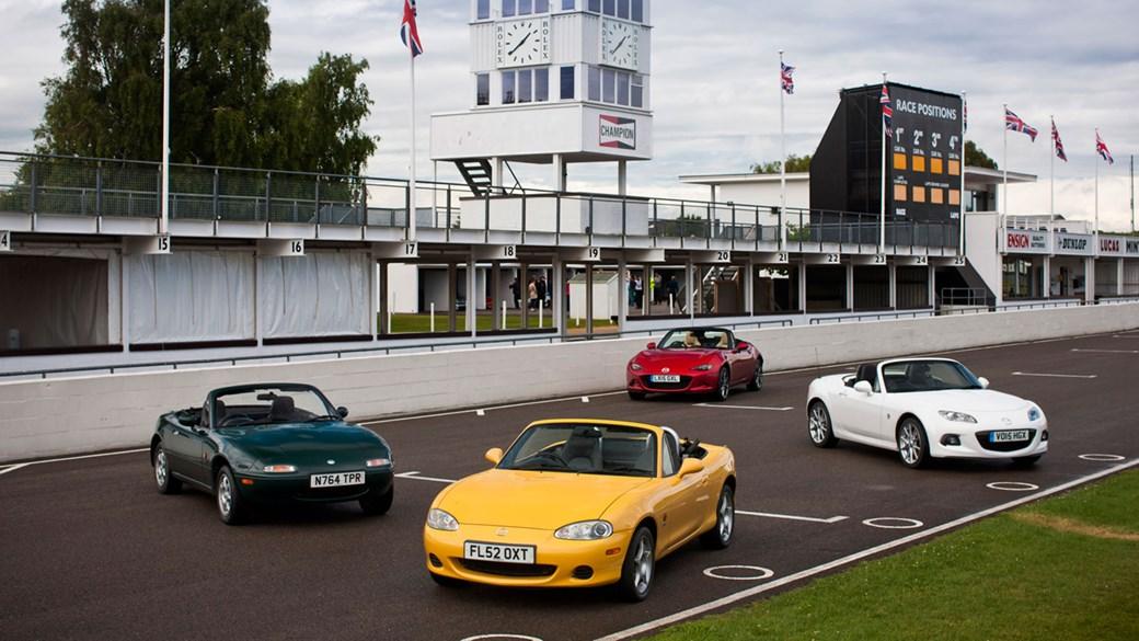 1 millionth Miata - Mazda3 Forums : The #1 Mazda 3 Forum