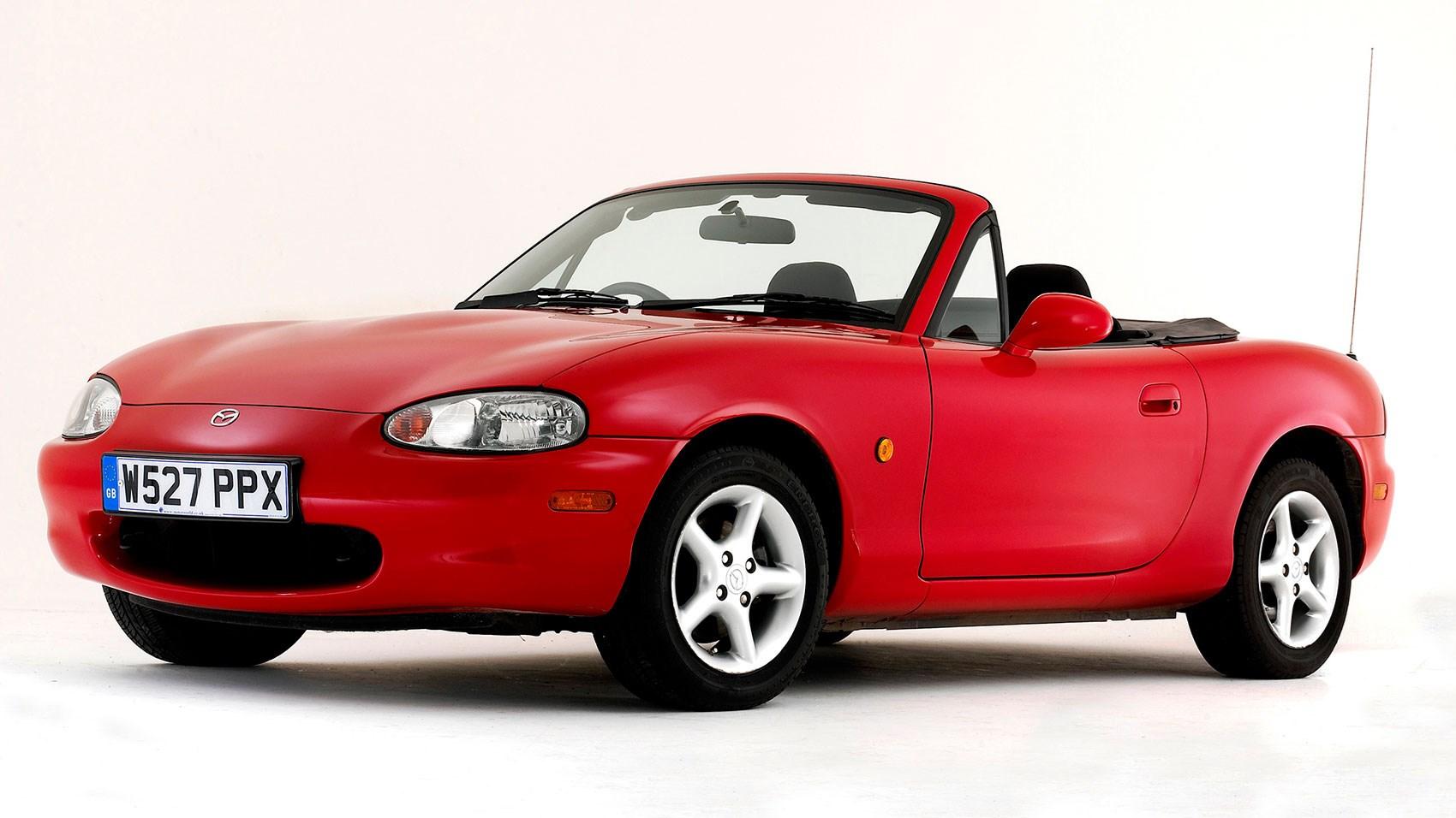 Miata Hits A Million The One Millionth Mazda Mx 5 Produced By Car Magazine