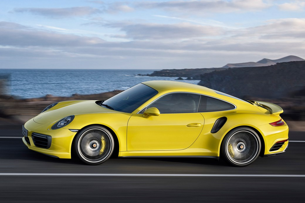Porsche Readies Name For New Mid Engined Supercar By Car Magazine