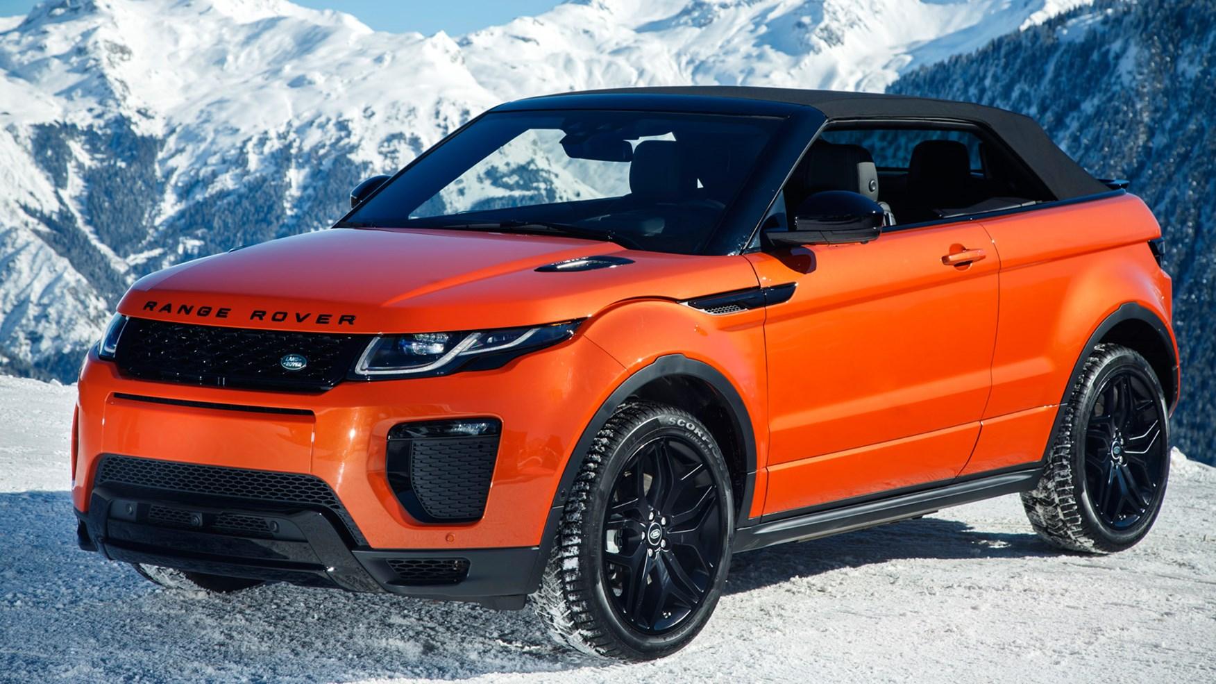 2018 Range Rover Velar Price In Sale - Range Rover Evoque Convertible 2.0D HSE Dynamic Lux (2016 ...