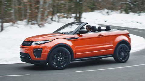 Range Rover Convertible >> Range Rover Evoque Convertible 2 0d Hse Dynamic Lux 2016