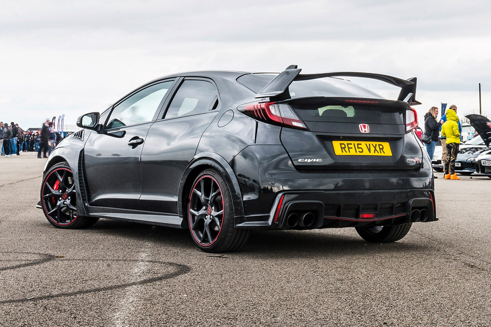 honda civic type r 2016 long term test review by car magazine. Black Bedroom Furniture Sets. Home Design Ideas