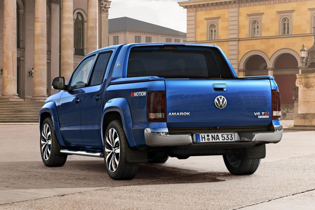 New 2016 VW Amarok gets a V6 pick-me-up | CAR Magazine