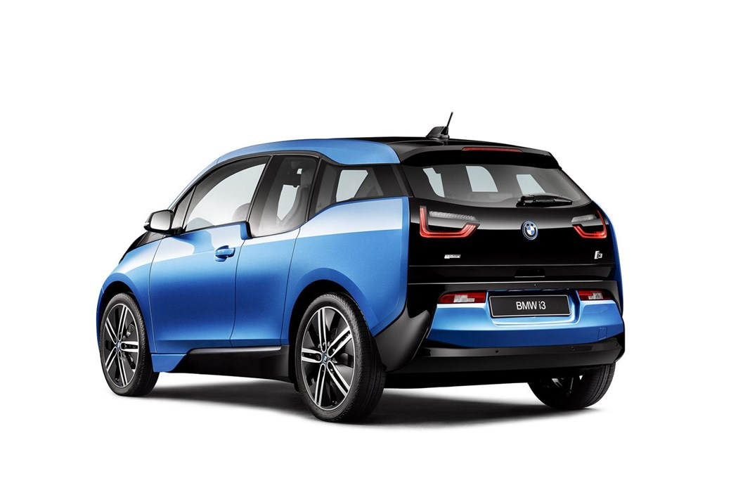 Bmw I3 Gets A Boost New 94ah Version With Bigger Battery Longer