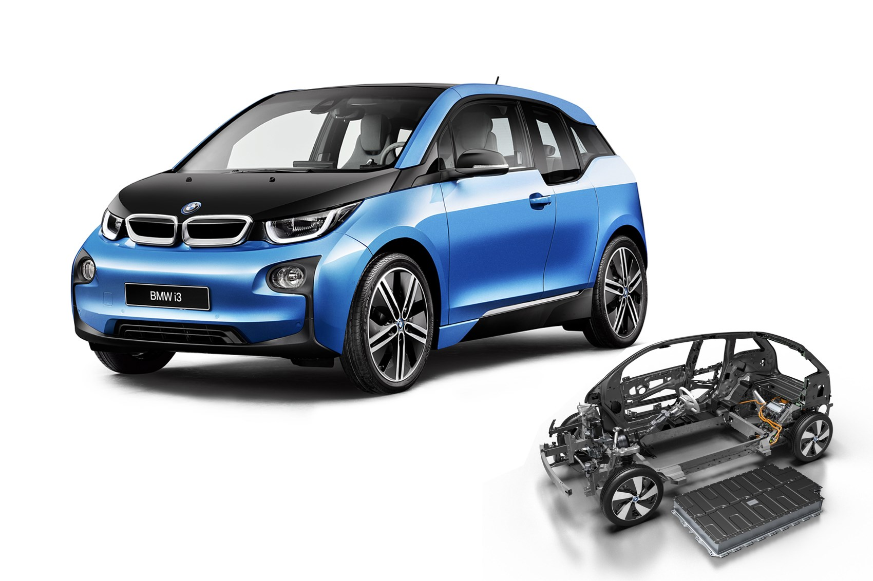 bmw i3 gets a boost new 94ah version with bigger battery longer range for 2016 by car magazine. Black Bedroom Furniture Sets. Home Design Ideas