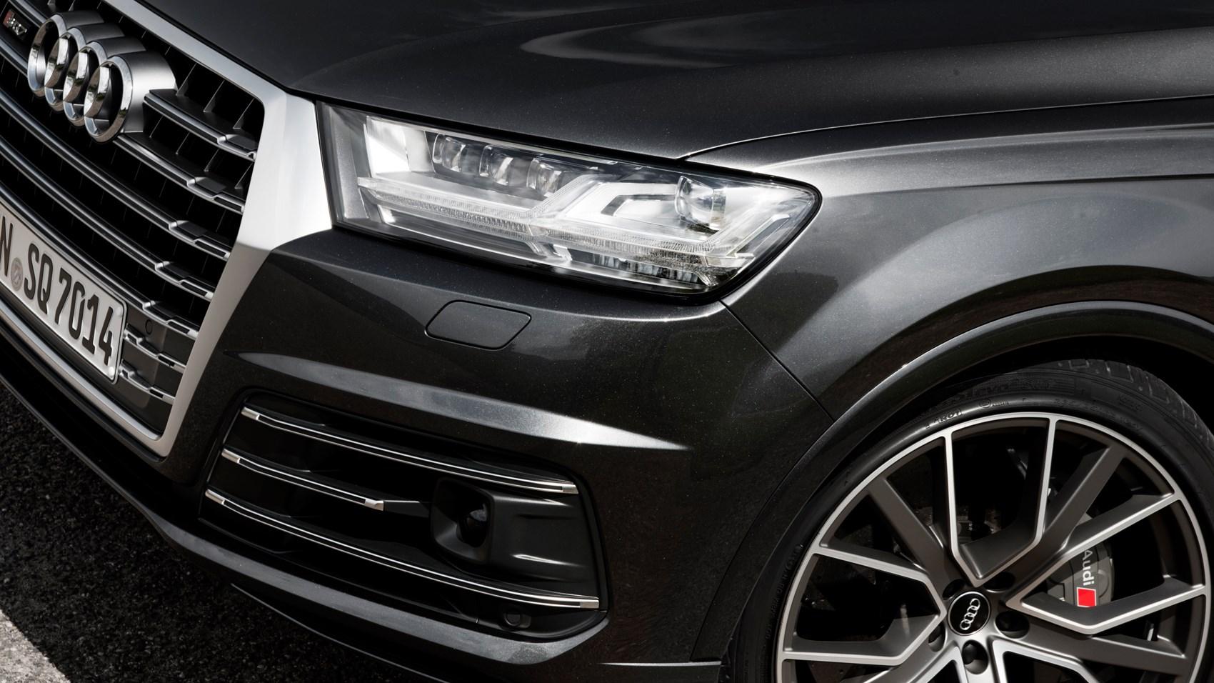 Audi Lease Deals >> Audi SQ7 TDI (2016) review by CAR Magazine